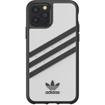 adidas Originals Moulded Case Samba Weiß / Schwarz für das iPhone 11 Pro