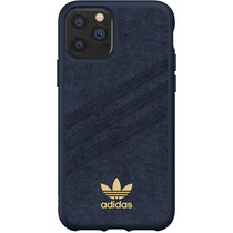 adidas Originals Gazelle Premium Backcover Blau für das iPhone 11 Pro