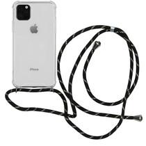 iMoshion Backcover mit Band Schwarz Gold für das iPhone 11 Pro Max