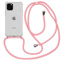 iMoshion Backcover mit Band Rosa für das iPhone 11 Pro