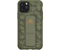 adidas Sports Grip Case Grün für das iPhone 11 Pro