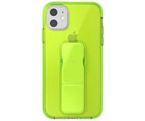 Clckr Gripcase Seasonal Neon Gelb für das iPhone 11