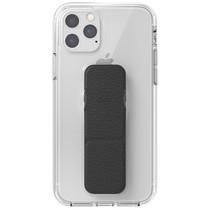 Clckr Gripcase Foundation Transparent / Schwarz für iPhone 11 Pro