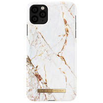 iDeal of Sweden Carrara Gold Fashion Back Case iPhone 11 Pro Max