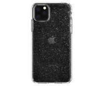 Spigen Liquid Crystal Glitter Case Silber iPhone 11 Pro