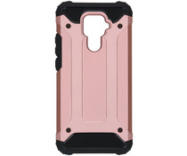 iMoshion Rugged Xtreme Case Roségold für das Huawei Mate 30 Lite