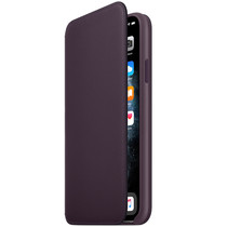 Apple Leather Folio Book Case Violett für das iPhone 11 Pro Max