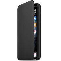 Apple Leather Folio Book Case Schwarz für das iPhone 11 Pro Max