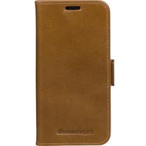 dbramante1928 Copenhagen Book Case Braun für das iPhone 11 Pro Max