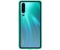 Gradient Backcover Grün für das Huawei P30