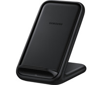 Samsung Fast Charge Wireless Charger Stand - Schwarz