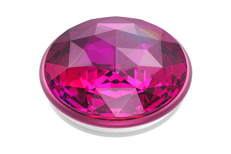 PopSockets PopGrip - Disco Crystal Plum Berry