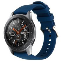iMoshion Silikonband Dunkelblau für das Samsung Galaxy Watch 42 mm