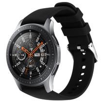 iMoshion Silikonband Schwarz für das Samsung Galaxy Watch 42 mm