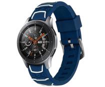 Design-Silikonarmband für das Samsung Galaxy Watch 46 mm