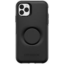 OtterBox Otter + Pop Symmetry Backcover Schwarz für iPhone 11 Pro Max