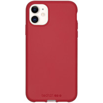 Studio Colour Antimicrobial Backcover Rot für das iPhone 11
