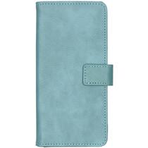 iMoshion Luxus Booktype Hülle Hellblau für das Huawei Mate 30 Pro