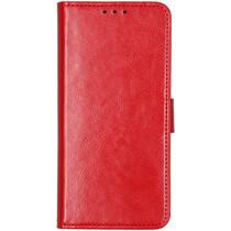 Stilvolles Booklet Rot für das LG G8s ThinQ