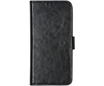 Stilvolles Booklet Schwarz für das LG G8s ThinQ