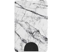 PopSockets PopWallet - White Marble