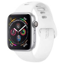 Spigen Air Fit Band Weiß für die Apple Watch 44 / 42 mm