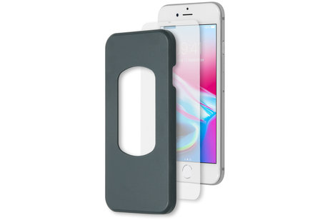 Accezz Glass Screenprotector + Applicator für das iPhone 8 / 7 / 6s / 6