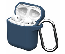 Gear4 Apollo Silicone Case Blau für AirPods