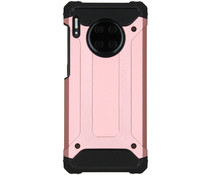 iMoshion Rugged Xtreme Case Roségold für das Huawei Mate 30 Pro