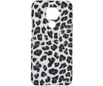 Leopard Design Hardcase-Hülle für das Huawei Mate 30 Lite