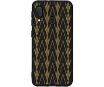 Design Silikonhülle für das Samsung Galaxy A20e