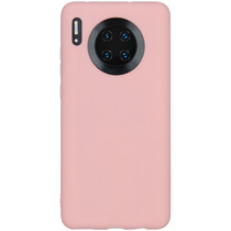 iMoshion Color TPU Hülle Rosa für Huawei Mate 30