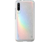Spigen Liquid Crystal Glitter Case Silber für das Xiaomi Mi A3