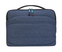 Targus Slim Case Laptop Sleeve 13 Zoll - Blau