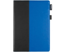 Gecko Covers Easy-Click Bookcase Schwarz / Blau iPad Pro 10.5 / Air 10.5