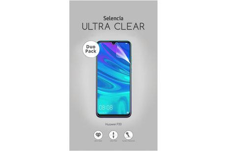 Selencia Duo Pack Screenprotector für das Huawei P30