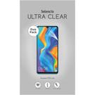 Selencia Duo Pack Ultra Clear Screenprotector für das Huawei P30 Lite
