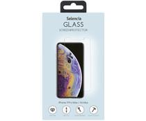 Selencia Displayschutz aus gehärtetem Glas iPhone 11 Pro Max / Xs Max