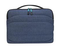 Targus Slim Case Laptop Sleeve 15 inch - Blau