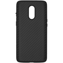 RhinoShield SolidSuit Backcover für das OnePlus 7 - Carbon Fiber Black