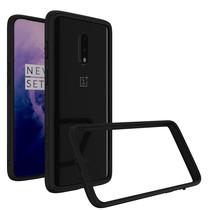 RhinoShield CrashGuard Bumper Case Schwarz für das OnePlus 7