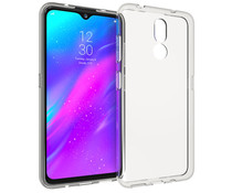 Accezz TPU Clear Cover Transparent für das Nokia 3.2