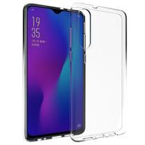 Accezz TPU Clear Cover Transparent für das Huawei P30