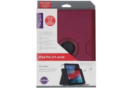 Targus VersaVu Bookcase Dunkelrot für das iPad Pro 11