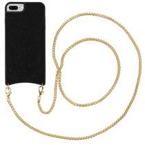 iMoshion Sparkle Cover mit Kette iPhone 8 Plus / 7 Plus / 6(s) Plus