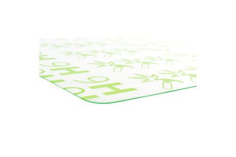 Gecko Covers Tempered Glass Screenprotector für das iPad (2018) / (2017)