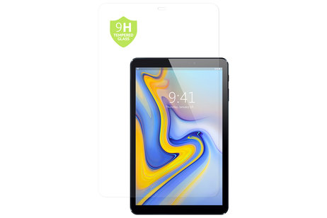 Gecko Covers Tempered Glass Screenprotector für das Samsung Galaxy Tab A 10.5 (2018)