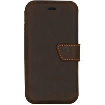 Valenta Impact Wallet Booktype Braun für das iPhone Xs / X