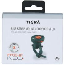 Tigra FitClic Neo Bike Strap Mount - Schwarz