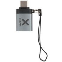 Xtorm USB auf USB-C adapter - Grau